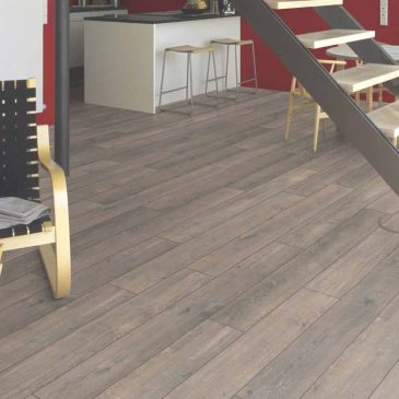 JE481264 Laminate Oak grey brown 12mm με αρμό V4. Μόνο €14,8/m2