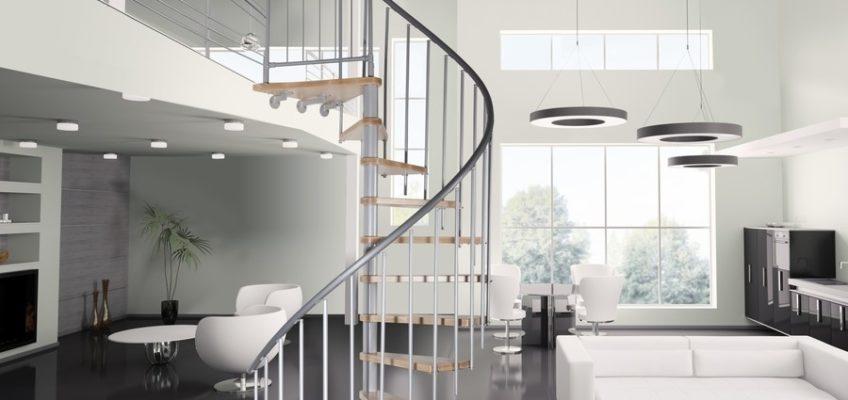 εσωτερική σκάλα Novo Vertical