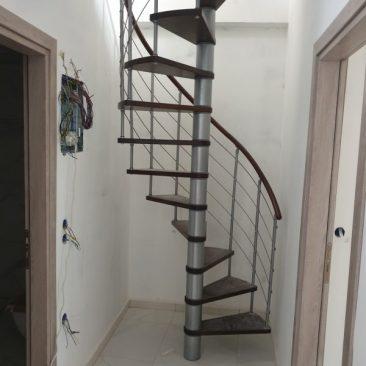 εφαρμογή εσωτερικής σκάλας