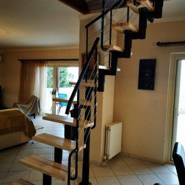 σκάλα εωτερική